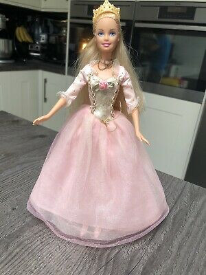 Vintage Barbie As The Princess and the Pauper Anneliese Doll. Sings! Sing Along