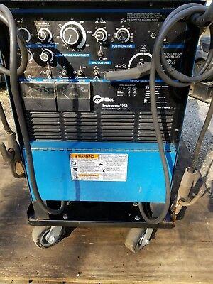 Miller Syncrowave 250 Tig Welder Acdc Welding Power Source