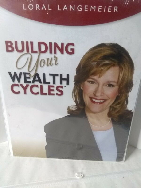 Building Your Wealth Cycles - by Loral Langemeier - 6 CDs  Revised