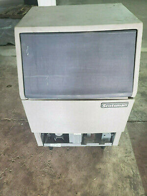 Scotsman Afe400a-1h Undercounter Flaker Ice Maker Machine