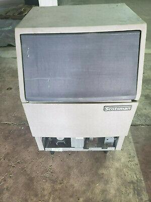 Scotsman Afe400a-1h Undercounter Flaker Ice Maker Machine