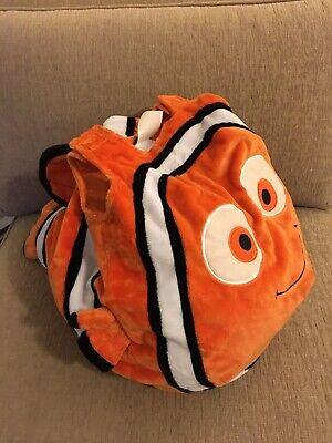 Disney Store Finding NEMO Plush Halloween costume 6 - 12 months NEW - No hat - Finding Nemo Halloween Costume