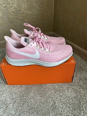 Nike Air Zoom Pegasus 35 Uk5/eur38 Running Gym Girls Woman Pink