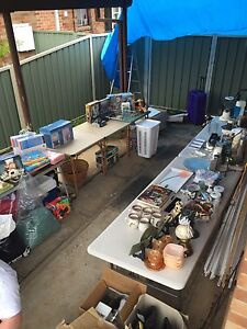 GARAGE SALE TILL 2PM North St Marys Penrith Area Preview