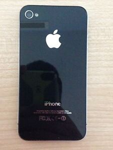 iPhone 4 (cracked screen+ no sound)