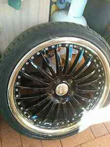 19x8.5 et45 PDW wheels, 5x114 Canning Vale Canning Area Preview