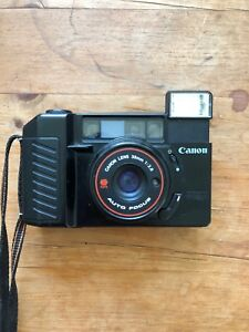 Cannon Point & Shoot Film Camera