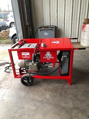 Concrete Cutting Electric Hydraulic Power Unit 460 V 20 Hp By Khm Machine Llc