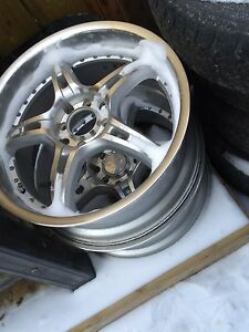 MUTIPLE sets of rims/tires