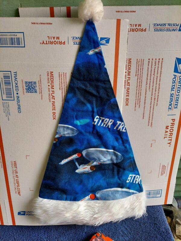 Star Trek Santa Claus Hat