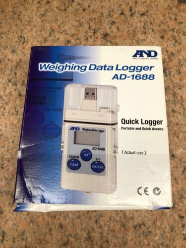 AND AD-1688 Weighing Data Logger