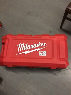 Milwaukee Mxf301-2cp Mx Fuel Handheld Core Drill Kit New. Only One Battery Inc