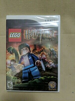 LEGO Harry Potter: Years 5-7 (Nintendo Wii, 2011) NEW AND SEALED Free Shipping comprar usado  Enviando para Brazil