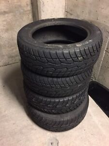 Winter tires set of 4