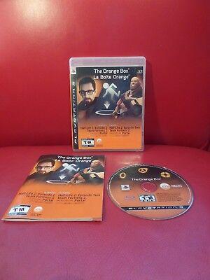 Half-Life 2: Orange Box (Sony PlayStation 3, 2007) for sale  Burnaby