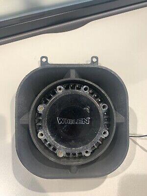 Whelen Sa315p Siren Speaker Horn W Taurus Sedan Mounting Bracket 100 Watt.