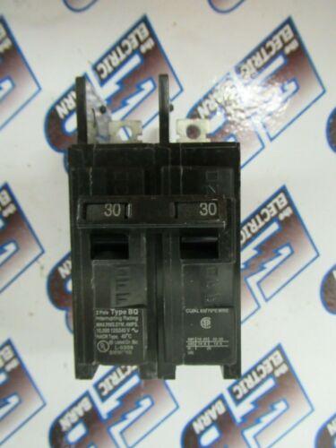 Siemens BQ2B030, 30 AMP 2 POLE 240 VOLT Circuit Breaker- NEW