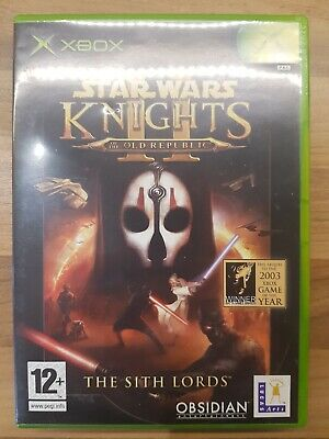 Star Wars Knights of the old Republic 2 (The Sith Lords)