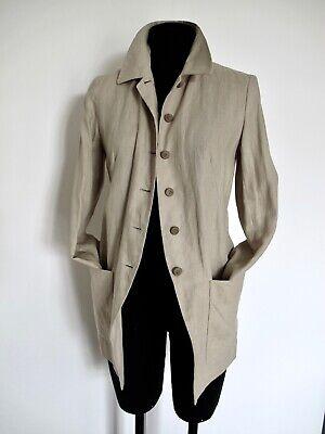 Vintage KENZO linen blazer jacket   Made in France
