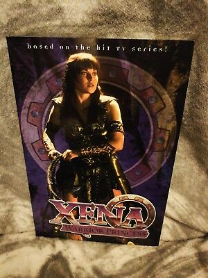 Xena Warrior Princess Graphic Novel Titan Books Comic | Sam Raimi Lucy Lawless  comprar usado  Enviando para Brazil