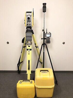 Trimble S6 Robotic Total Station 5 Sec Dr Plus Tsc 3 W Access Mt1000 Set Sps