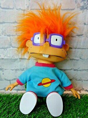 NICKELODEON -  Rugrats -  Chucky - Doll Plush Toy 1993 90's Retro Vintage DAKIN