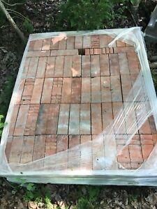 Brique et pierre