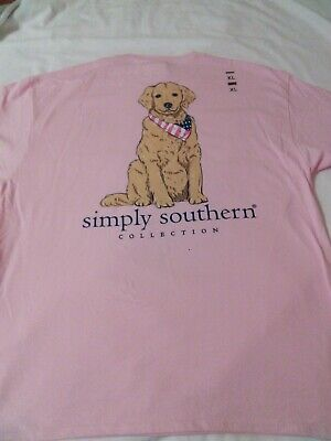 Simply Southern Short Sleeve Tee Size XLarge