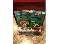 Jim Shore Alice in Wonderland Happy Unbirthday Storybook New in Box 4062257