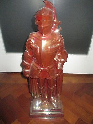 vintage cast iron knight companion set