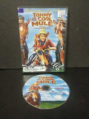 Tommy and the Cool Mule (DVD, 2009)