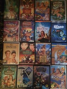 Disney movies for sale