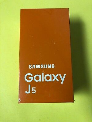 Samsung Galaxy J5 SM-J500F /DS, 16GB Dual SIM, (Factory Unlocked) - New Sealed