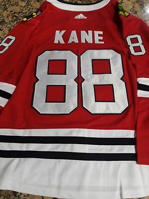 New! Chicago Blackhawks #88 Patrick Kane RED Stitched Hockey Jersey Size 54 XL