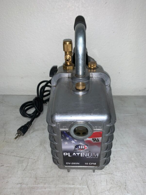 JB Industries DV-285N Platinum 10CFM Vaccum Pump