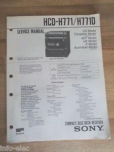 инструкция Sony Hcd-h771 - фото 10
