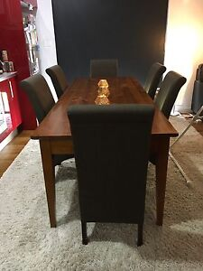 Solid Oak dining tablet & chairs Liverpool Liverpool Area Preview