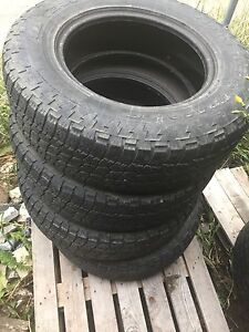 Selling set of tires 250 a set of 4