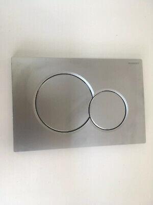 Geberit Kappa Dual  flush plate