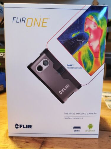 FLIR ONE Gen 3 - Android (USB-C) - Thermal Camera for Smart Phones