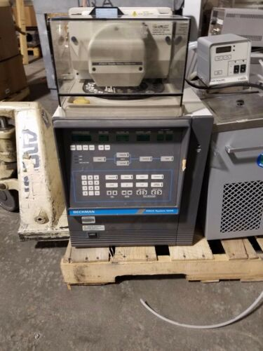 Beckman P/ACE PACE SYSTEM 5550 CAPILLARY Electrophoresis UV Absorbance Detector