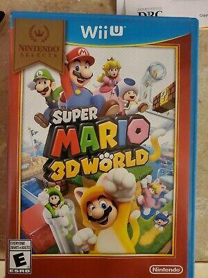 SUPER MARIO 3D WORLD - NINTENDO WII U - NINTENDO SELECTS