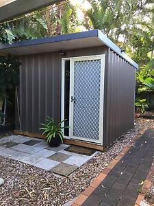 Portable room, Relocatable, Shed 3.1x3.1 Insulated Alexandra Hills Redland Area Preview