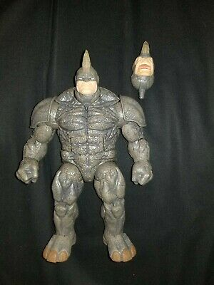 "Hasbro Marvel Legends Rhino BAF Complete 6"" Figure Spiderman Build a Figure"
