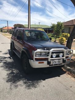 Land Cruiser Toyota 1993 Fulham Gardens Charles Sturt Area Preview