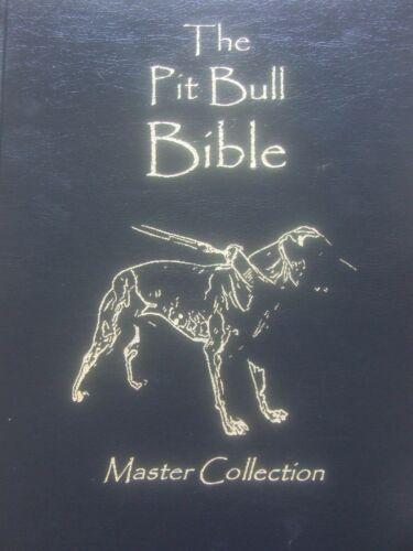 Pitbull Bible California Jack book  pitbull gamedog