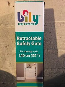 Safety Gate - Bily retractable safety gates