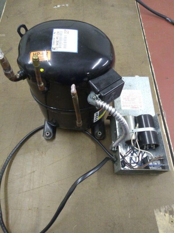 Taylor Ice Cream Machine Compressor 052397, Fits Many Units  754, 794, 8756