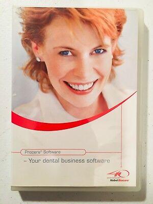 Procera Dental Business Software Suite Pc V.1.5 Nobel Biocare Build 75 Ln