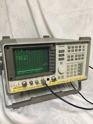 Hp Agilent 8560e Spectrum Analyzer 30hz To 2.9ghz